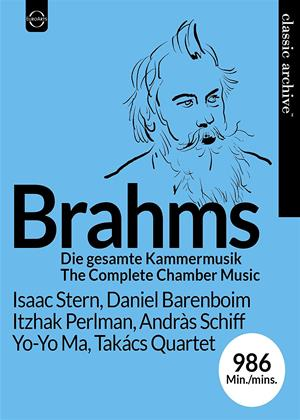 Rent Brahms: The Complete Chamber Music Online DVD Rental