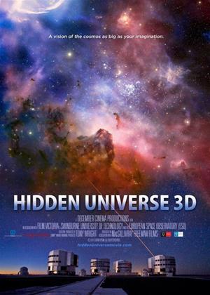 Rent Hidden Universe (aka Hidden Universe 3D) Online DVD Rental