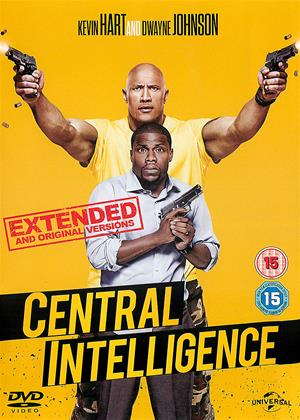 Rent Central Intelligence Online DVD Rental