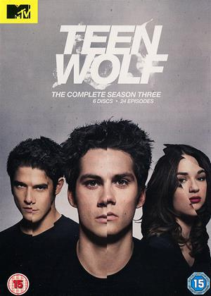 Rent Teen Wolf: Series 3 Online DVD & Blu-ray Rental