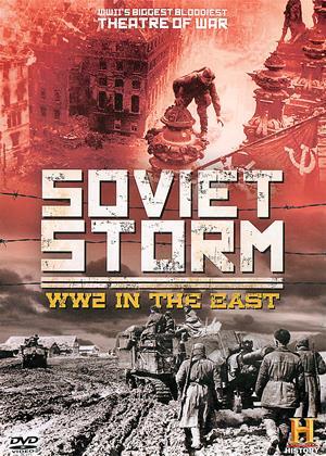Rent Soviet Storm: WWII in the East Online DVD Rental