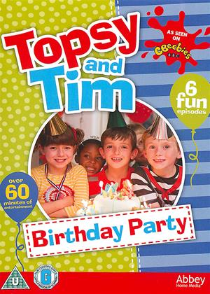 Rent Topsy and Tim: Birthday Party Online DVD Rental
