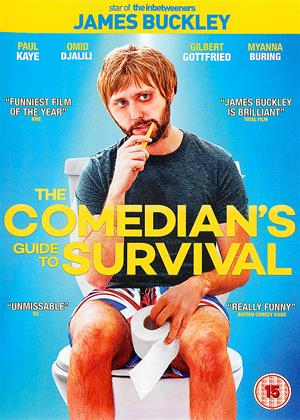 Rent The Comedian's Guide to Survival Online DVD Rental
