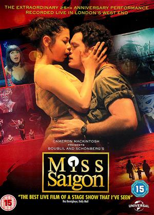 Rent Miss Saigon (aka Miss Saigon: 25th Anniversary Performance) Online DVD Rental