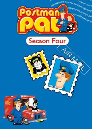 Rent Postman Pat: Series 4 Online DVD Rental
