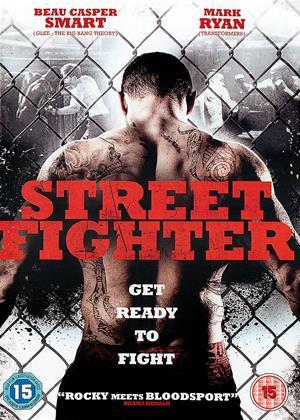 Street Fighter Online DVD Rental
