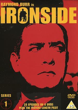 Rent Ironside: Series 1 Online DVD & Blu-ray Rental