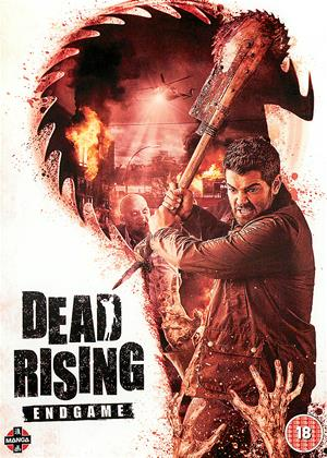Rent Dead Rising: Endgame (aka Dead Rising: Watchtower) Online DVD Rental