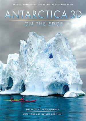 Rent Antarctica 3D: On the Edge Online DVD Rental