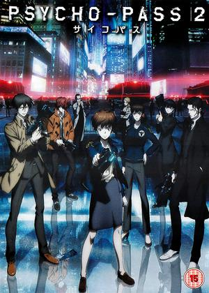 Rent Psycho-Pass: Series 2 (aka Saiko Pasu) Online DVD Rental