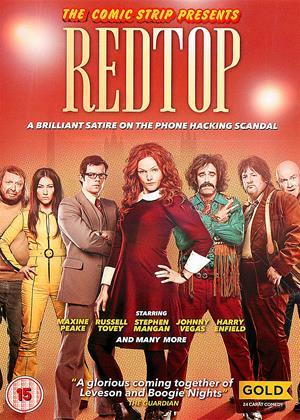 Rent The Comic Strip Presents: Red Top Online DVD Rental