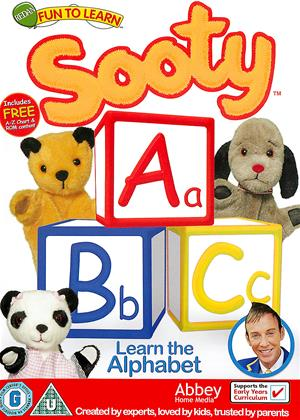 Rent Sooty: Learn the Alphabet Online DVD Rental