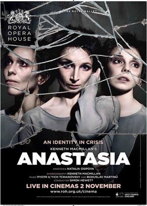 Rent Anastasia: The Royal Ballet (Simon Hewett) Online DVD Rental