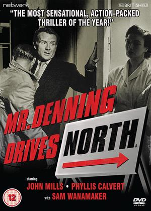 Rent Mr. Denning Drives North Online DVD Rental