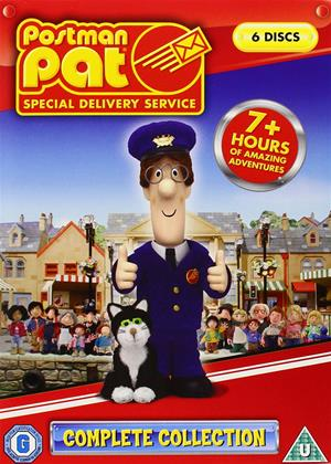 Rent Postman Pat: Series 5 Online DVD Rental