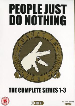 People Just Do Nothing: Series 1-3 Online DVD Rental