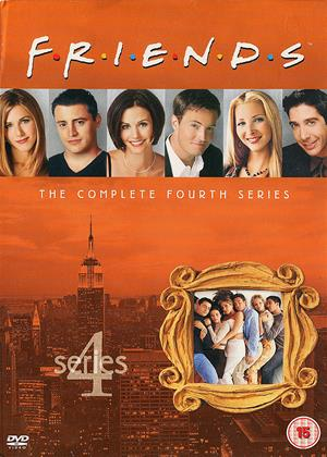 Rent Friends: Series 4 Online DVD Rental