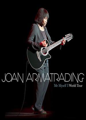 Rent Joan Armatrading: Me Myself I: World Tour Concert Online DVD Rental