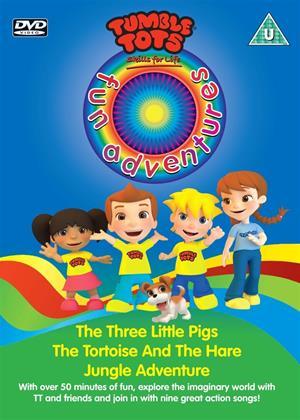 Rent Tumble Tots: Fun Adventures Online DVD & Blu-ray Rental