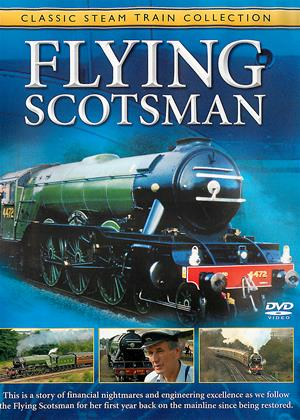 Rent Classic Steam Train Collection: Flying Scotsman Online DVD Rental