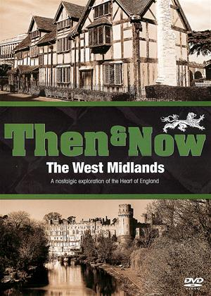 Rent Then and Now: The West Midlands Online DVD Rental