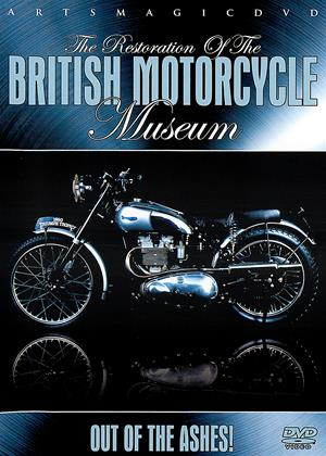 Rent The Restoration of the British Motorcycle Museum Online DVD Rental