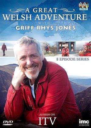 Rent A Great Welsh Adventure (aka A Great Welsh Adventure with Griff Rhys Jones) Online DVD Rental