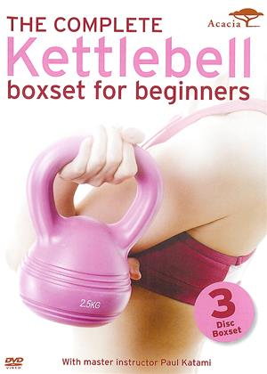 Rent The Complete Kettlebell Online DVD Rental