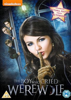 Rent The Boy Who Cried Werewolf Online DVD Rental