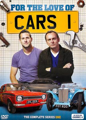 Rent For the Love of Cars: Series 1 Online DVD Rental