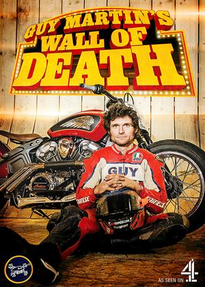 Rent Guy Martin's Wall of Death Online DVD Rental