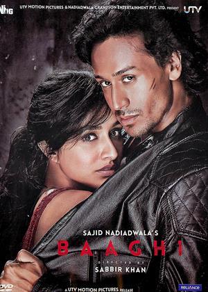 Rent Baaghi (aka Baaghi: A Rebel in Love) Online DVD Rental