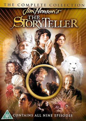 Rent The Storyteller (aka Jim Henson's the Storyteller: The Complete Series) Online DVD & Blu-ray Rental