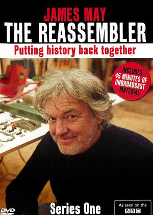 Rent James May: The Reassembler: Series 1 Online DVD Rental