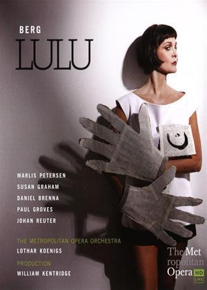 Rent Lulu: Metropolitan Opera (Lothar Koenigs) Online DVD & Blu-ray Rental
