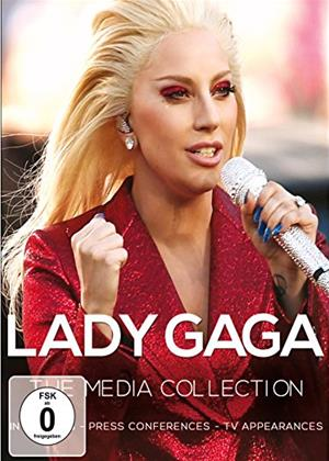 Rent Lady Gaga: The Media Collection Online DVD & Blu-ray Rental