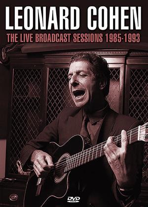 Rent Leonard Cohen: The Live Broadcast Sessions 1985-1993 Online DVD & Blu-ray Rental