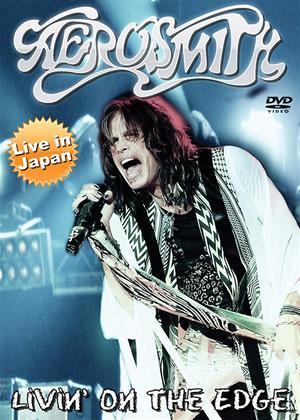 Rent Aerosmith: Livin' on the Edge Online DVD Rental
