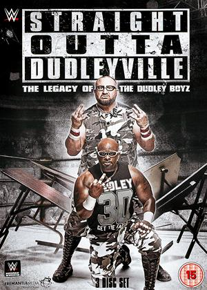Rent WWE: Straight Outta Dudleyville: The Legacy of the Dudley Boyz Online DVD Rental