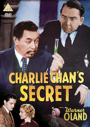 Rent Charlie Chan's Secrets Online DVD & Blu-ray Rental