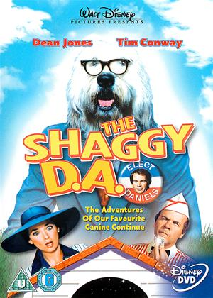 Rent The Shaggy D.A. Online DVD & Blu-ray Rental