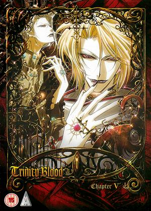 Rent Trinity Blood: Vol.5 Online DVD Rental