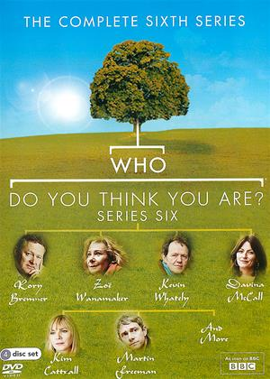 Rent Who Do You Think You Are?: Series 6 Online DVD Rental