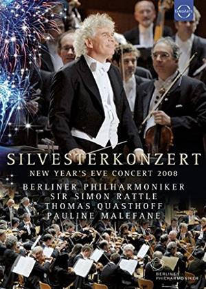 Rent New Year's Eve Concert 2008 (Sir Simon Rattle) (aka Silvesterkonzert 2008 - Gala from Berlin) Online DVD & Blu-ray Rental