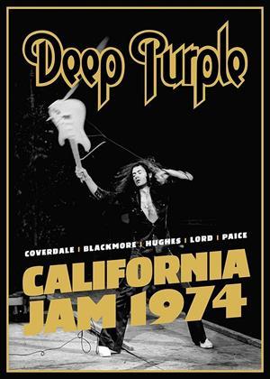 Rent Deep Purple: California Jam '74 Online DVD & Blu-ray Rental