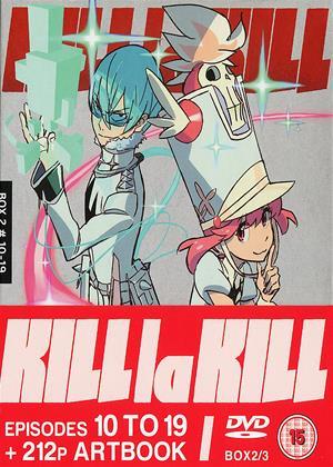 Rent Kill La Kill: Part 2 Online DVD Rental