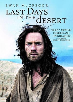 Rent Last Days in the Desert Online DVD Rental