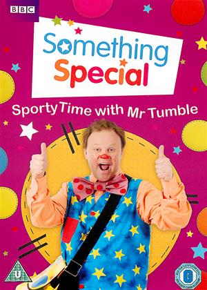Rent Something Special: Sporty Time with Mr.Tumble Online DVD Rental