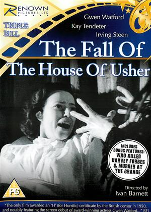Rent The Fall of the House of Usher / Who Killed Harvey Forbes / Murder at the Grange (aka The Fall of the House of Usher / Tangled Destinies / Death at the Festival) Online DVD Rental