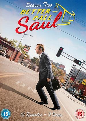 Rent Better Call Saul: Series 2 Online DVD Rental